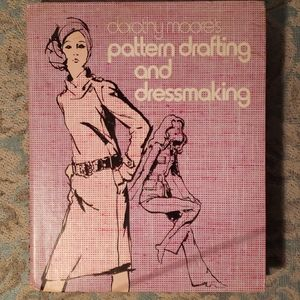 Vintage Sewing book